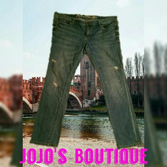 Converse Pants - Plus size! Converse jeans!